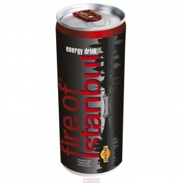 ENERGY DRINK FIRE OF