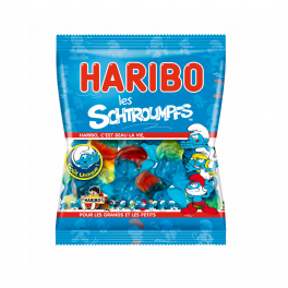 HARIBO THE SMURFS 80